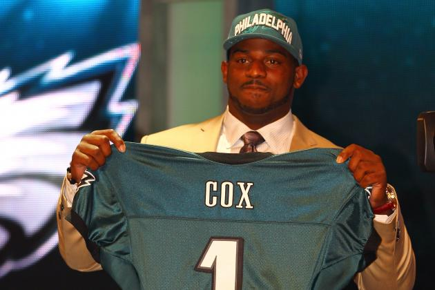 Philadelphia Eagles: Reviewing Their 2012 NFL Draft
