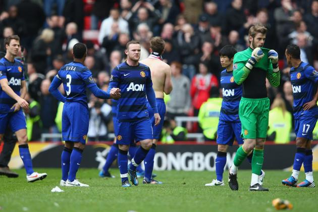 Wayne Rooney, Antonio Valencia and Manchester United's Best Performers 2011/12