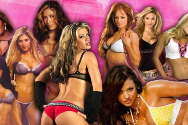The 50 Sexiest Moments in WWE History