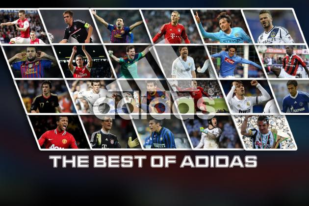 Adidas vs. Nike Super Match: Selecting the Adidas World Football Best XI