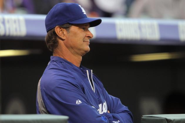 NL Manager of the Year Rankings: Davey Johnson, Don Mattingly Leading Contenders