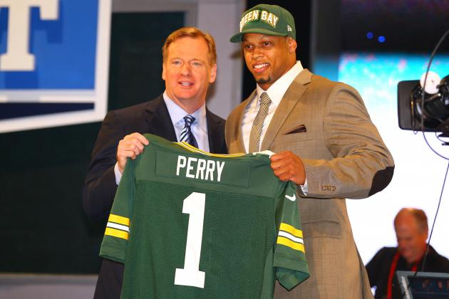 Green Bay Packers 2012: 10 Rookies to Watch for Pack's 2012-13 Season