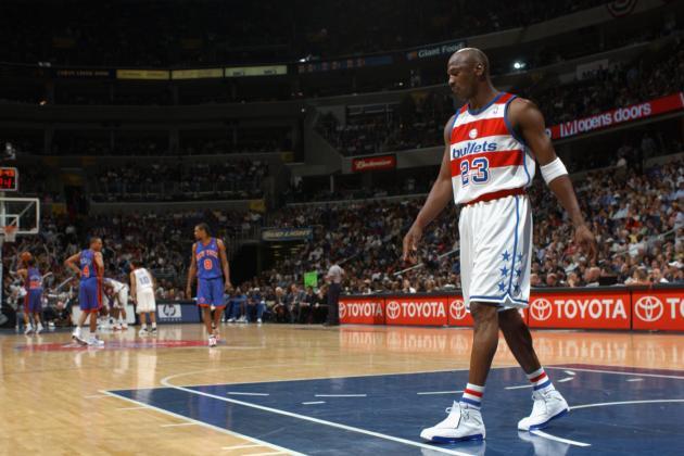 NBA: 10 Throwbacks to Throw Back