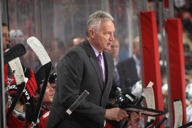 2012 NHL Playoffs: 5 Coaches to Replace Dale Hunter