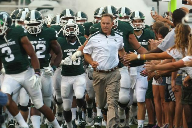 Michigan State Football: 5 Goals the Spartans Could Accomplish in 2012