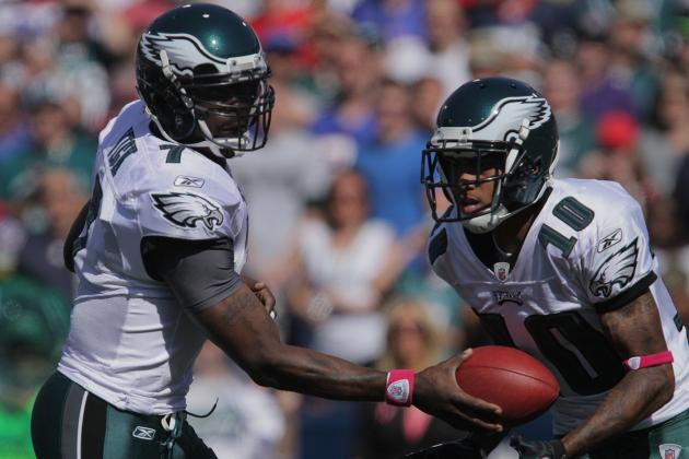 Michael Vick and 5 Eagles Who Will Have Incredible Seasons in 2012