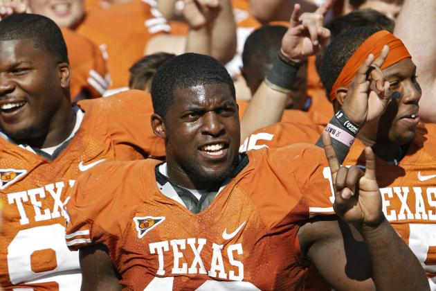 Texas Football: 3 Freshmen Who Will Start in 2012
