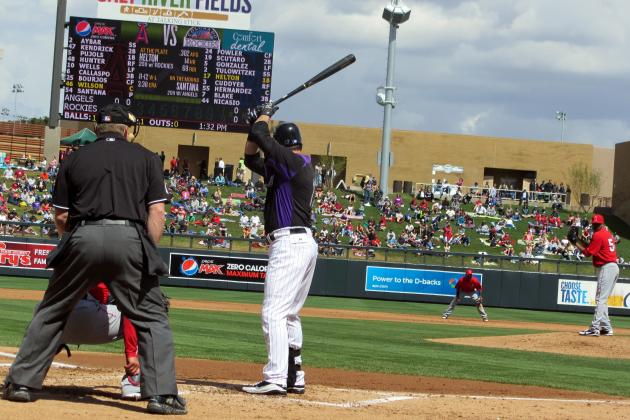 Colorado Rockies: Dismal Start...Grade the Team