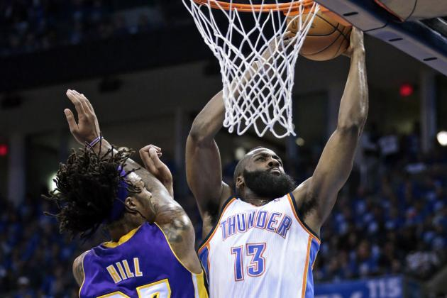 L.A. Lakers vs. OKC Thunder: Position-by-Position Breakdown of the Matchups