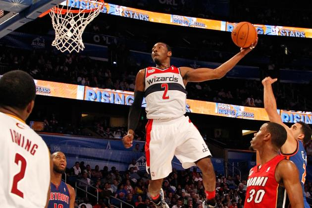 6 Areas of Need for John Wall and the Washington Wizards