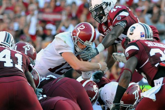 Alabama Football: Nick Saban's Tricks to Avoid the 2010 Championship Letdown