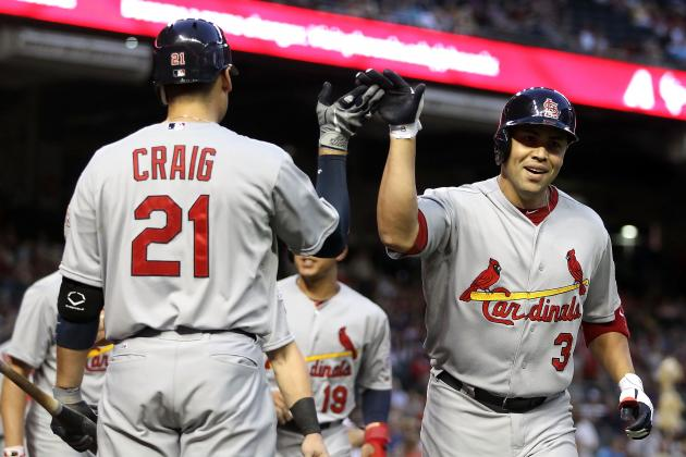 3 Cardinals Most Responsible for Filling the Hole Left by Albert Pujols
