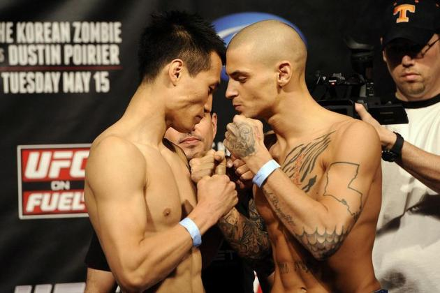 UFC on Fuel TV 3 Results: Post-Fight Matchmaking for the Entire Fight Card