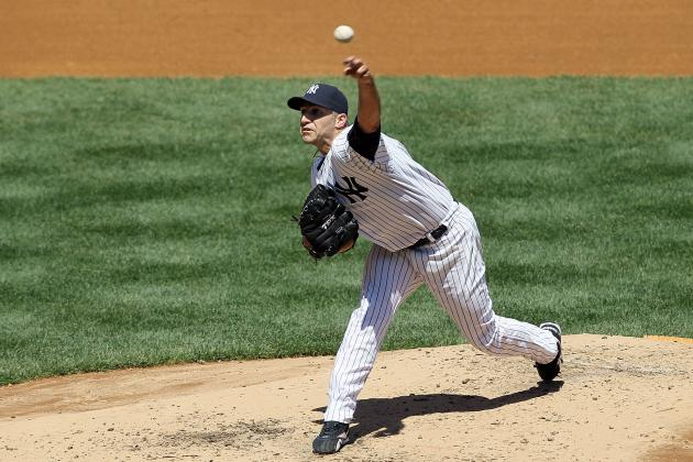 New York Yankees: Five Signs Andy Pettitte Will Be Rotation's Savior in 2012