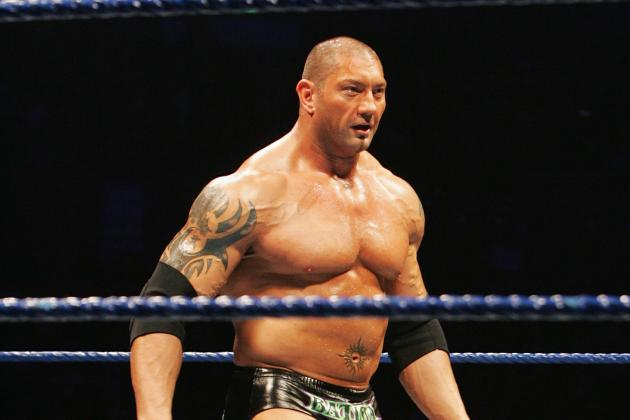 WWE Over the Limit 2010: Top 10 Moments from Batista's Final Pay-Per-View