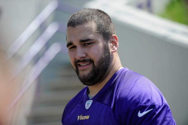 9 Players Responsible for the Minnesota Vikings' Success or Failure in 2012