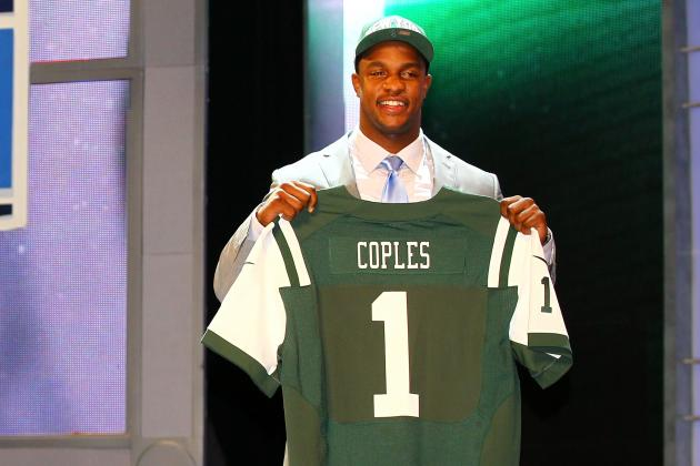 New York Jets: Reviewing Their 2012 NFL Draft