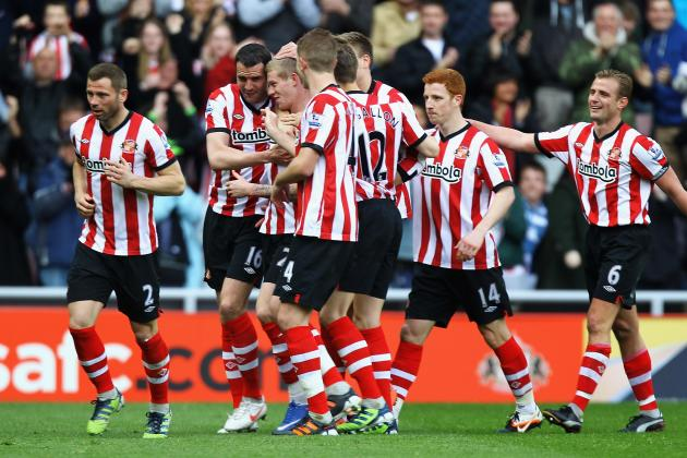 Sunderland: 10 Things We Learned from the 2011-12 Premier League Season