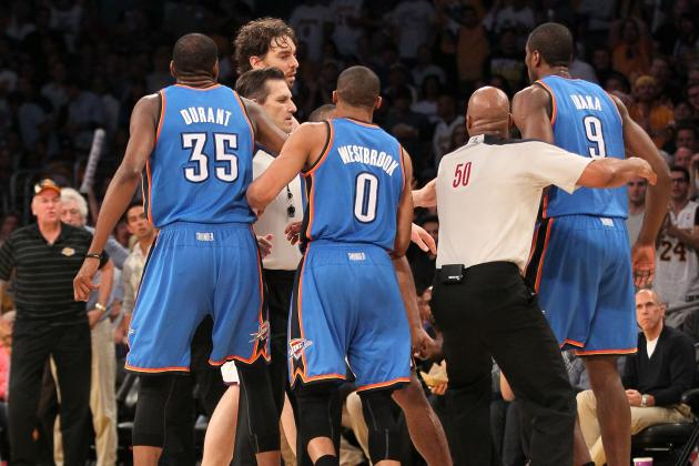 2012 NBA Playoffs: Conference Semifinal Predictions