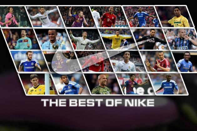 Adidas vs. Nike Super Match: Selecting the Nike World Football Best XI
