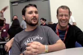 NHL Celebrity Fans: Wil Wheaton and Colin Ferguson Talk Hockey
