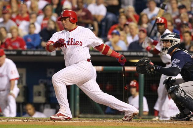 Philadelphia Phillies: Quarter-Mark All-NL East Team