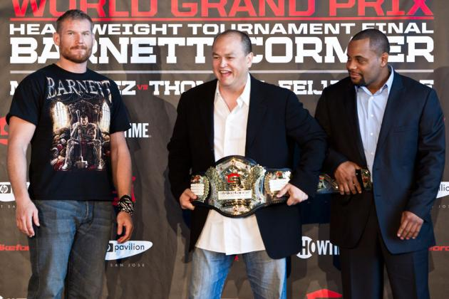 Strikeforce: Barnett vs. Cormier Info and Predictions for the Main Card