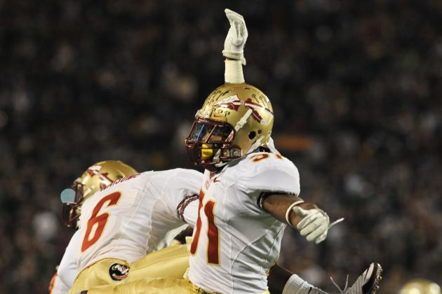 Florida State Football: Predicting the Final Scores for Next Year's Games-Part 2