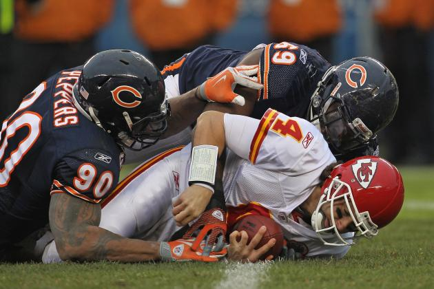 2012 Chicago Bears: 3 Weakest Positions Heading into Training Camp