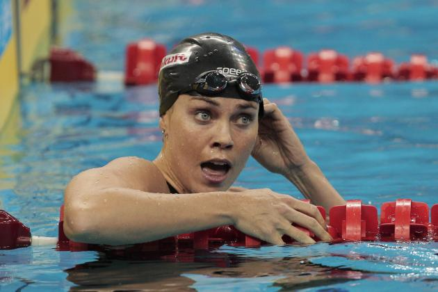 Natalie Coughlin: Ranking Her 10 Greatest Olympic Moments