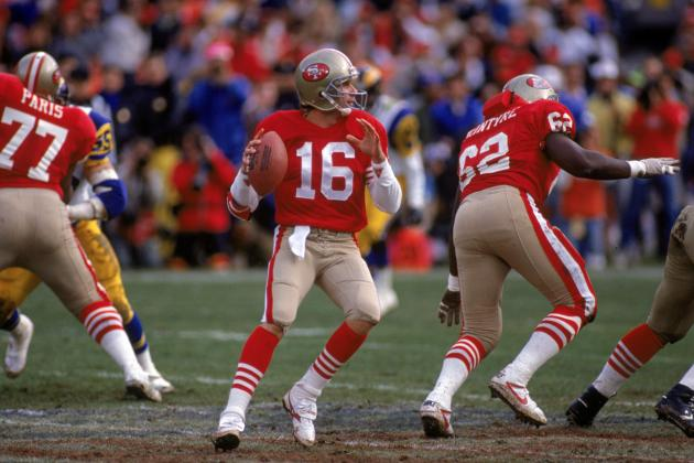 The Top 10 All-Time NFL Quarterbacks