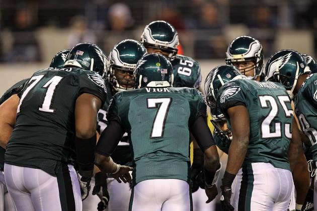 10 Players Most Responsible for the Philadelphia Eagles' Success in 2012