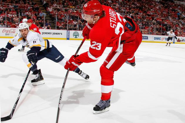 Detroit Red Wings: 8 Questions Facing the Team This Summer