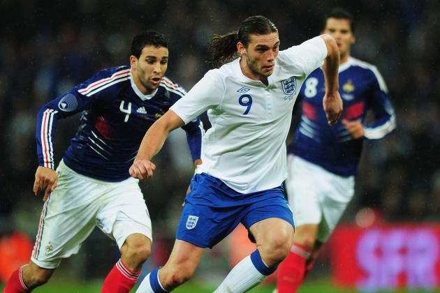 England Euro 2012 Squad: Analysing Roy Hodgson's Striker Options