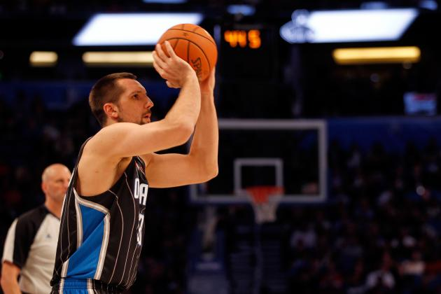 NBA Free Agency 2012: Ryan Anderson and 10 Players Certain to Get Big Raises