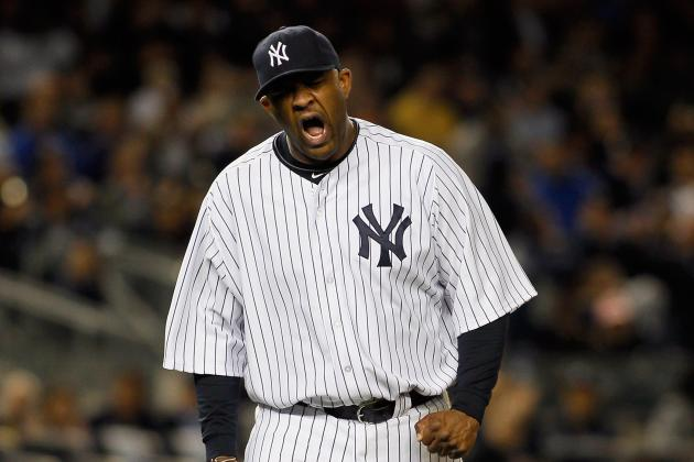 CC Sabathia and 10 Starting Pitchers Their Teams Cannot Live Without