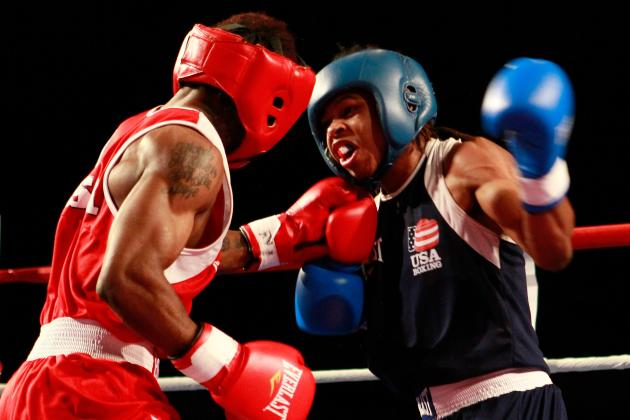 London 2012: 5 US Boxers Most Likely to Medal at the Olympics