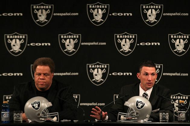 Oakland Raiders: Reviewing Their 2012 NFL Draft