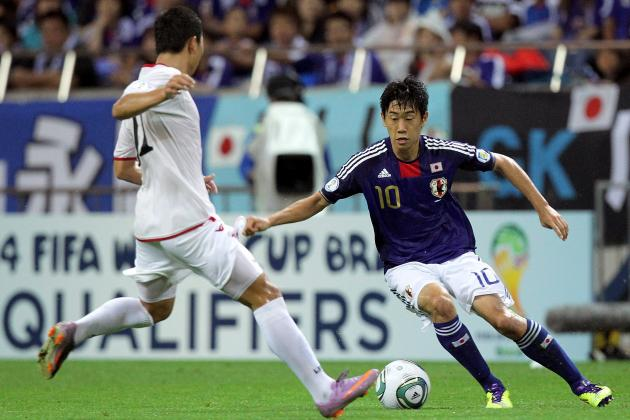 Manchester United Transfer Rumours: Why Shinji Kagawa Would Be a Great Fit