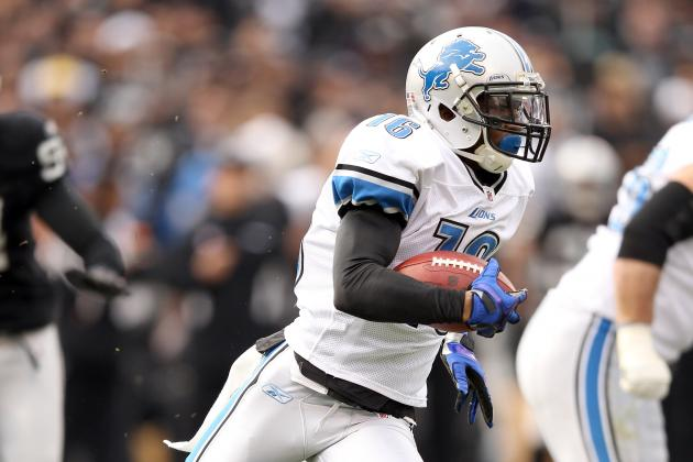 Fantasy Football 2012: 10 Late-Round Picks to Keep Your Eye on