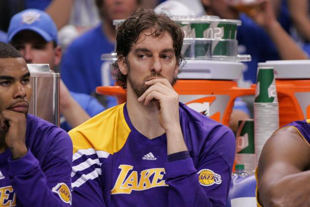 Pau Gasol and Players Destined for New Homes Next Season