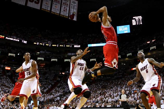 NBA Draft 2012: Who Can Fill Derrick Rose's Shoes for the Chicago Bulls?