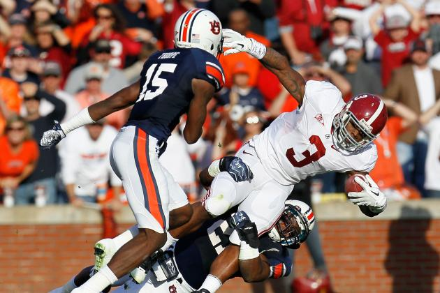Auburn Football: Which Former Player Will Have the Best Rookie Season in 2012?