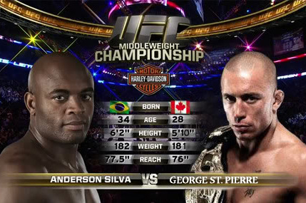 GSP vs. Anderson Silva and 4 Other Potential Million-Buy Fights