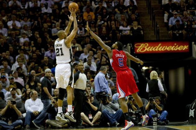 NBA Playoffs 2012: 5 Reasons Why the Spurs Will Beat the Clippers
