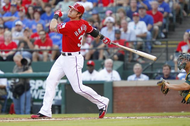 Texas Rangers: Top 5 Wins Above Replacement Scores Among Batters Since 2000
