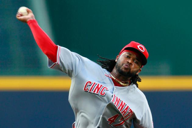 NL Cy Young Award Rankings: Johnny Cueto, Brandon Beachy Look Like Contenders