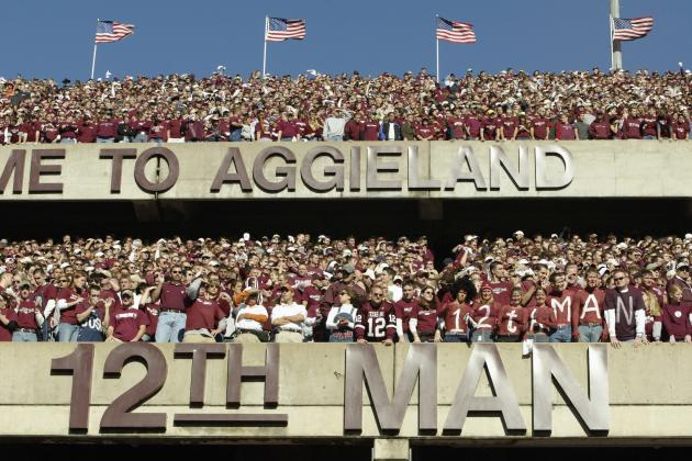 25 Most Fun in-Game College Football Traditions
