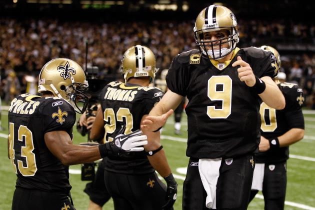 8 Players Most Responsible for New Orleans Saints' Success or Failure in 2012