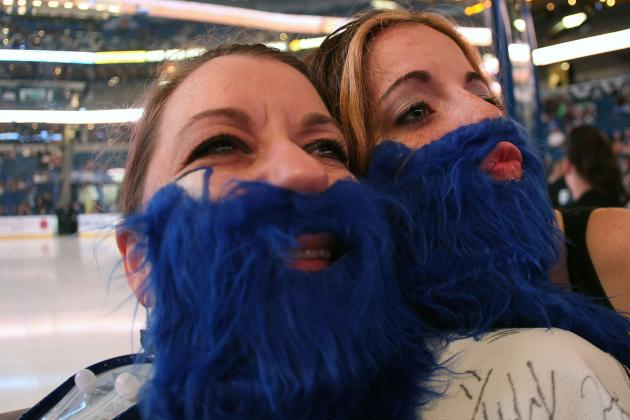NHL Playoffs 2012: Updating the 10 Best Active Playoff Beards